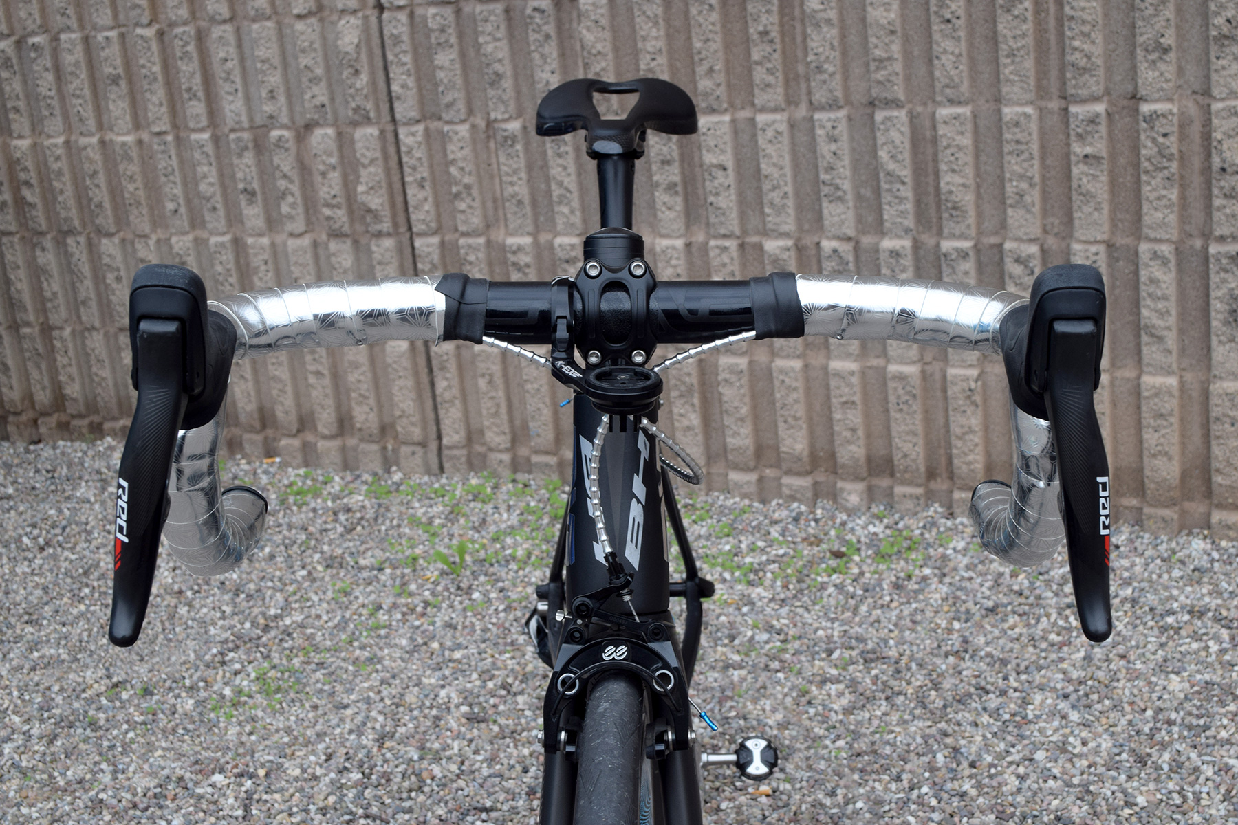 BH UltraLight Evo Cockpit Front View