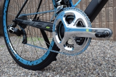 BH UltraLight Evo Polished FC-9000 Crankset