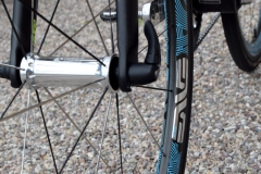 BH UltraLight Evo Carbon-Ti / Enve wheelset
