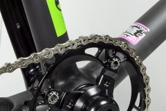 Absolute Black Mountain Bike Singlespeed Chainring