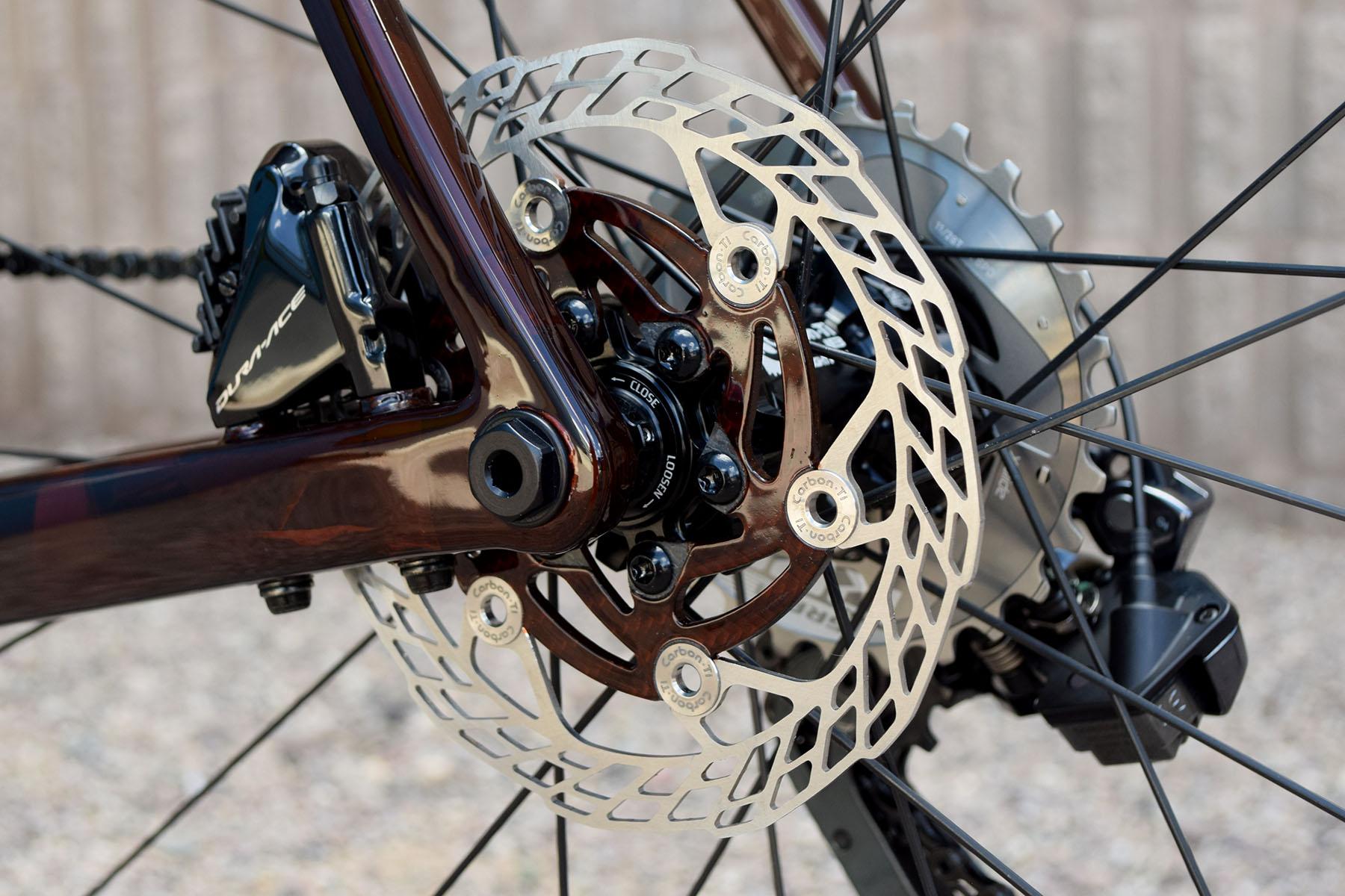 rear rotor