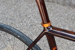 saddle seattube