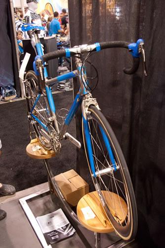 Custom Bohemian Stainless Steel Bicycle 12 Fairwheel
