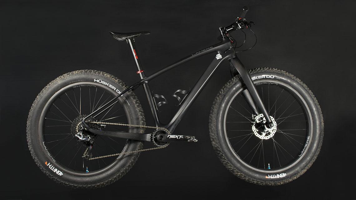 World\'s Lightest Fat Bike, 18.7 pounds - Fairwheel Bikes Blog
