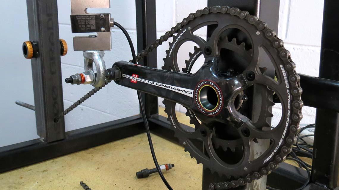 Road Bike Crank Test Fairwheel Bikes Blog