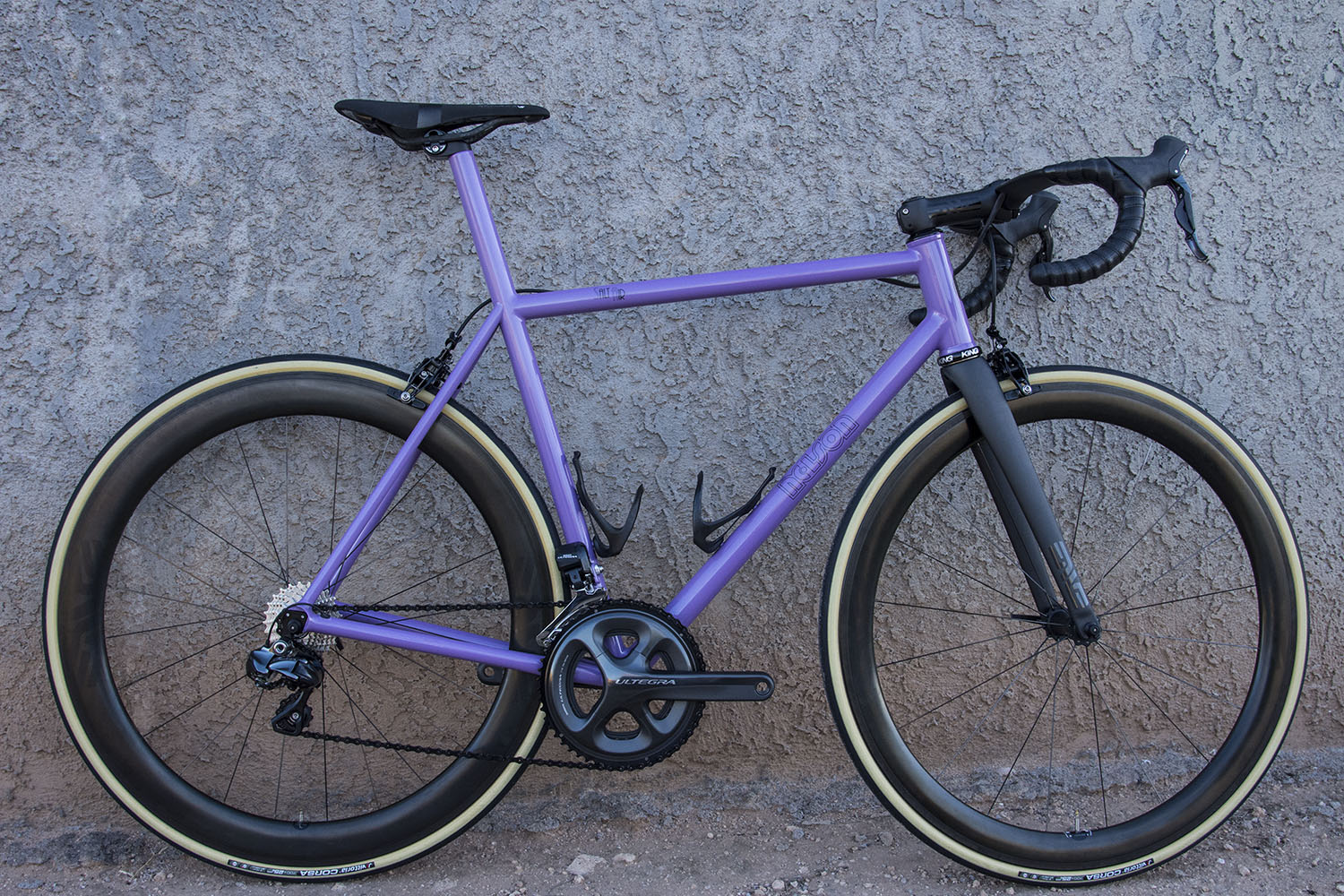 SaltAir Cycles' Modern Steel Road Racer